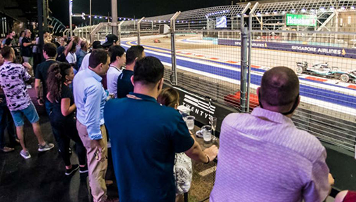 5 F1™ Parties to Be Seen at This Formula 1™ in Singapore
