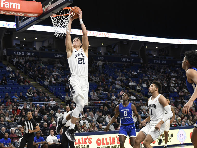 Jones helps No. 23 Penn State dominate Central Connecticut