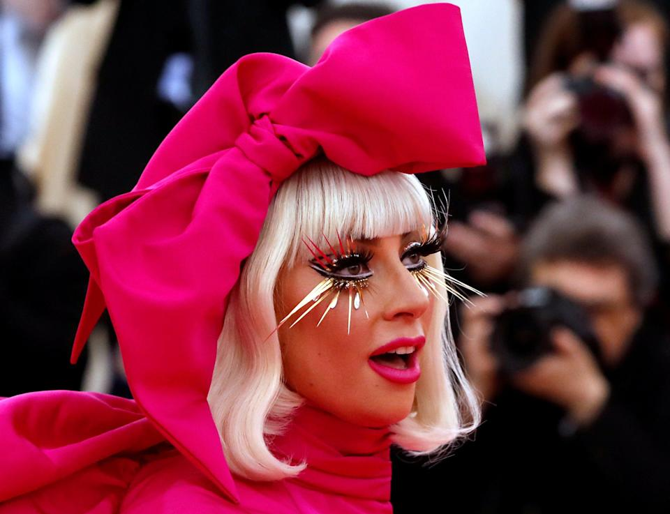 <p>Lady Gaga offered a £350,000 reward for the dogs' safe return. </p> (REUTERS)