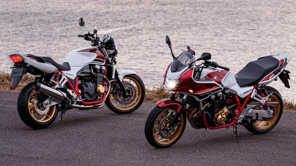 Honda CB1300 range of motorcycles launched in Japan: Details here