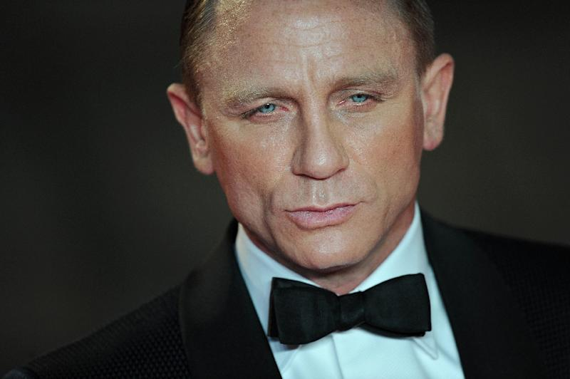 James Bond New Actor