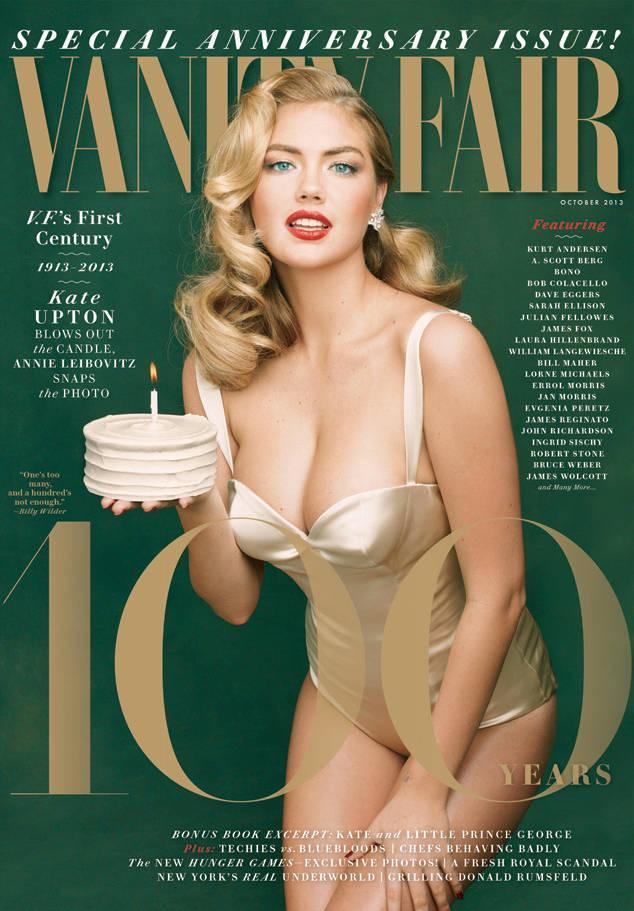Kate Upton Channels Marilyn Monroe on Final Day of Love