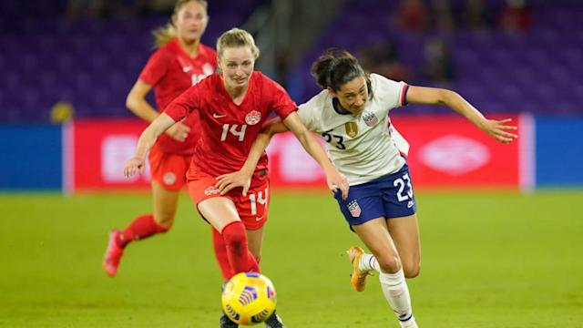 2021 SheBelieves Cup - United States v Canada | Brad Smith/ISI Photos/Getty Images