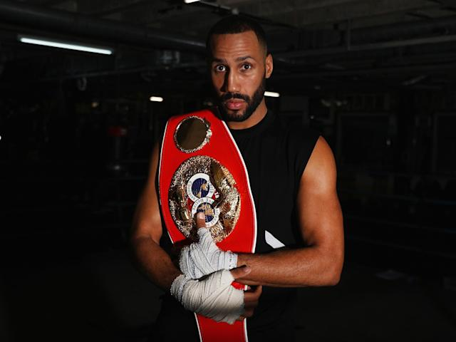DeGale is keen to have a London homecoming in the summer: Getty