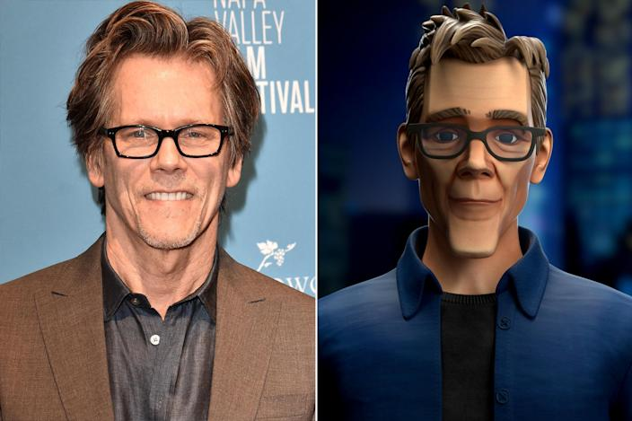 "<p>What other role would <a href=""https://ew.com/tag/kevin-bacon/"" rel=""nofollow noopener"" target=""_blank"" data-ylk=""slk:Kevin Bacon"" class=""link rapid-noclick-resp"">Kevin Bacon</a> play than... Kevin Bacon? Does that make his new guest-star role zero degrees from Kevin Bacon?</p>"