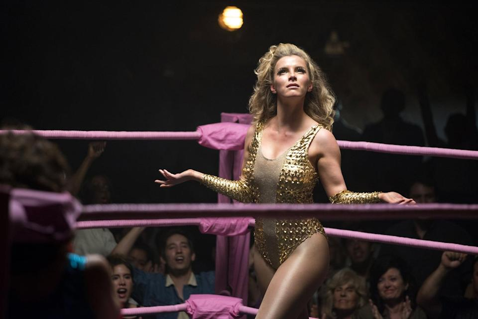 <ul> <li><strong>What to wear:</strong> An all-gold leotard and shiny gold tights.</li> </ul>