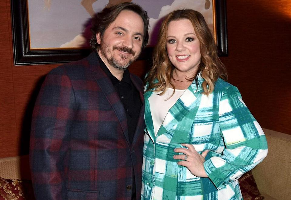 Ben Falcone and Melissa McCarthy | Joshua Blanchard/Getty