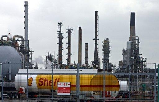 Royal Dutch Shell's Q1 net profit comfortably beat market expectations