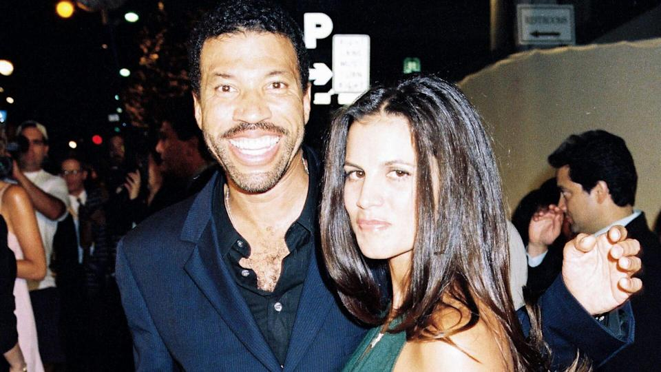 Mandatory Credit: Photo by BEI/REX/Shutterstock (5132693aj)Lionel Richie and Diana Richie1996 Rodeo Drive Tribute to StyleSeptember 9, 1996: Los Angeles, CA.