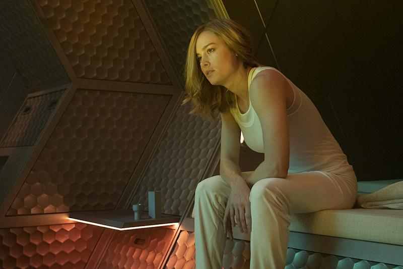Brie Larson talks Captain Marvel 2