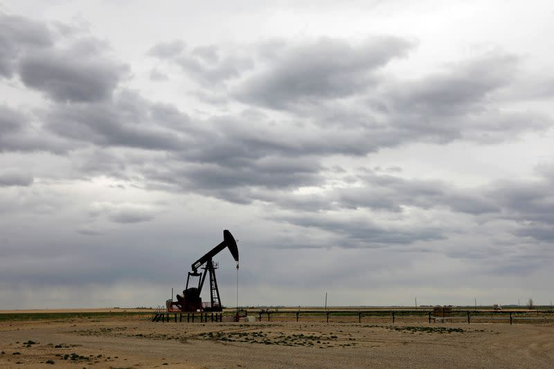 Oil falls as OPEC+ plans to raise output while virus cases increase