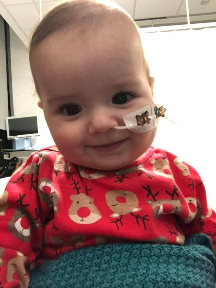 Ethan Eaves (Photo: The Eaves family / NHS Blood and Transplant)