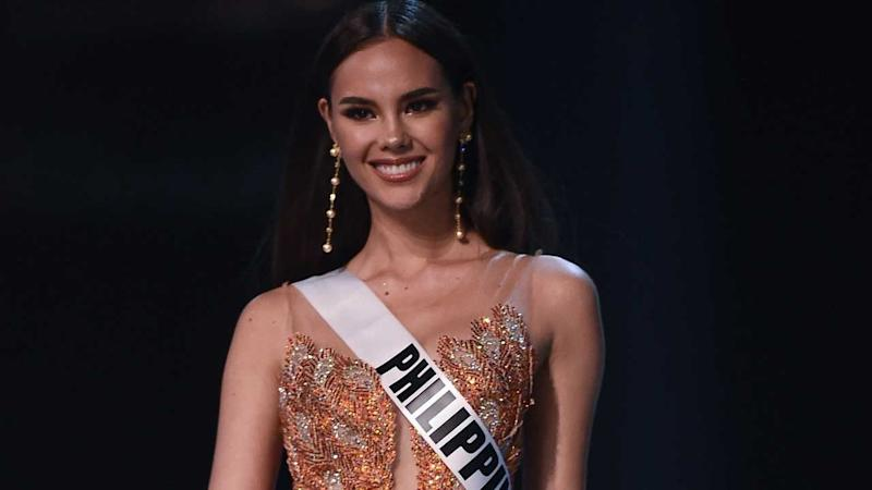 159e304cf431 Miss Philippines Catriona Gray Crowned Miss Universe 2018!