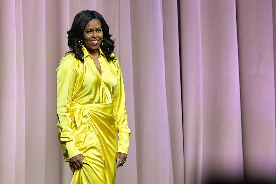 British TV host Piers Morgan criticized Michelle Obama in a recent column. (Photo: Dia Dipasupil/Getty Images)