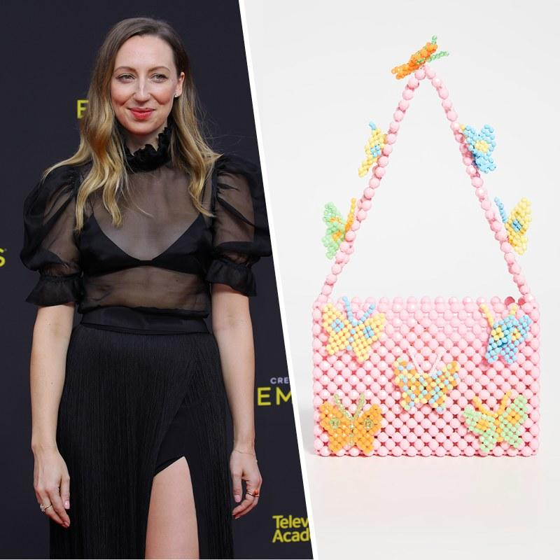 """""""Clips! Like big enamel clips. And Susan Alexander bags. They kind of look like bags for a child but they're for adults."""" $275, Shopbop. <a href=""""https://www.shopbop.com/mariposa-bag-susan-alexandra/vp/v=1/1542634676.htm?fm=search-viewall&os=false"""">Get it now!</a>"""