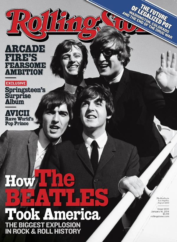 designer fashion 5a7bb 62d3d How the Beatles Took America: Inside the New Issue of ...