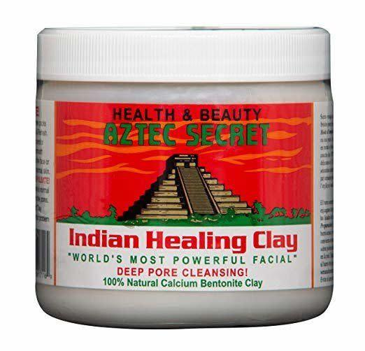 "This Indian healing clay (which was supposedly used by Cleopatra) is good if you're looking for a very deep pore cleanse. It comes in powder form, but, once mixed with apple cider vinegar, it turns into a paste that you apply to your face. A couple of things to note: It may make your face feel like it's pulsating, and it may leave you&nbsp;a little red, but it really does pull all the dirt and grime out of your skin.&nbsp;<br><br><strong><a href=""https://www.amazon.com/Aztec-Secret-Cleansing-Original-Bentonite/dp/B0014P8L9W/ref=sr_1_10_s_it?s=beauty&amp;ie=UTF8&amp;qid=1535648065&amp;sr=1-10&amp;keywords=face%2Bmask&amp;th=1"" rel=""nofollow noopener"" target=""_blank"" data-ylk=""slk:Aztec Secret Indian Healing Clay"" class=""link rapid-noclick-resp"">Aztec Secret Indian Healing Clay</a>, $9.20</strong>"