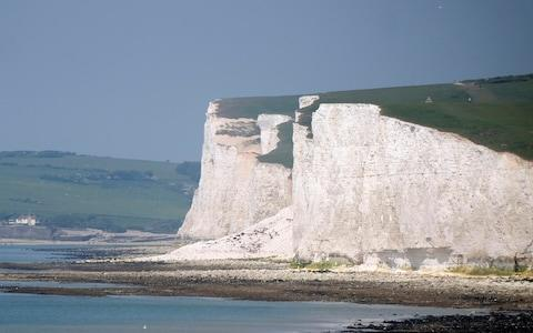 Seven Sisters - Credit: Christopher Pledger for the Telegraph