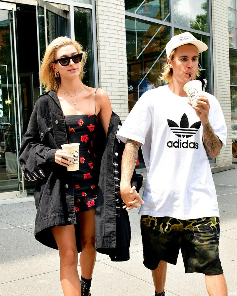See the First Photo of Justin Bieber and Hailey Baldwin's Wedding Reception Décor