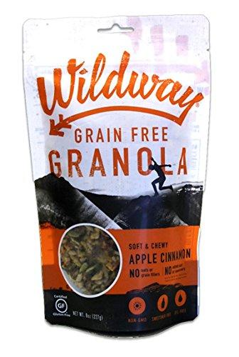 "<p><strong>Wildway</strong></p><p>amazon.com</p><p><strong>$7.99</strong></p><p><a href=""http://www.amazon.com/dp/B074R5FSH3/?tag=syn-yahoo-20&ascsubtag=%5Bartid%7C2142.g.27510378%5Bsrc%7Cyahoo-us"" target=""_blank"">Buy Now</a></p><p>""I like this as a snacking granola because it satisfies on both the sweet and savory front, but does it naturally through dried fruit, roasted nuts, and flavorful spices like cinnamon, nutmeg, and vanilla bean,""  says Moon. ""There are no added sweeteners, so you can be confident that the sweetness comes from within natural whole foods."" </p><p><em>Per 1/4 cup serving: 140 cal, 10 g fat (1 g sat), 12 g carbs, 8 g sugar, 24 mg sodium, 3 g fiber, 4 g protein.</em></p>"