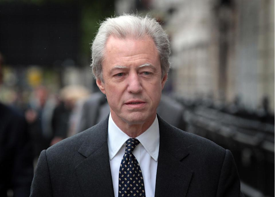 Giving evidence: Former Barclays Bank Chairman Marcus Agius arrives at Parliament on July 10, 2012 in London, England. Photo: Peter Macdiarmid/Getty Images