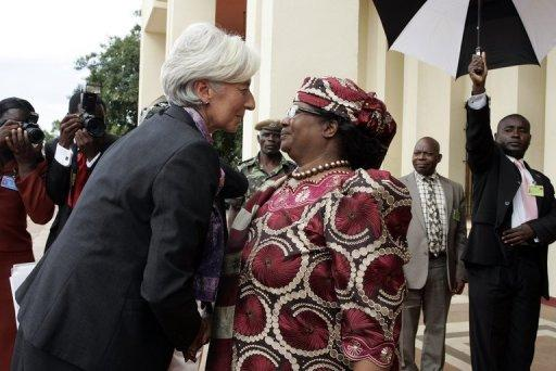 IMF chief urges Malawi to diversify economy