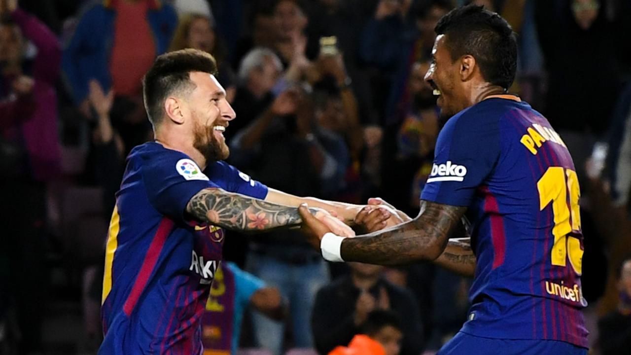 The Selecao star capped his first Barcelona start with a mightily impressive performance on Tuesday, something nobody could have foreseen one year ago