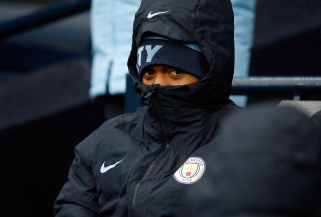 Sterling was benched for a number of key games in the second half of City's season
