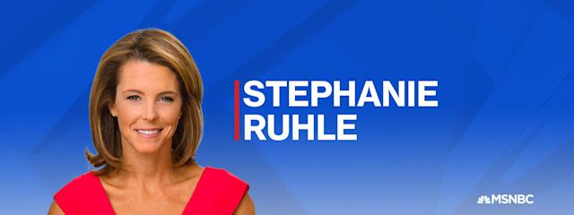 MSNBC Live with Stephanie Ruhle