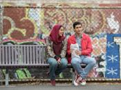 """<p>If you haven't watched this underrated Muslim rom-com yet, then do yourself a favor and watch it this weekend. <strong>Ali's <a class=""""link rapid-noclick-resp"""" href=""""https://www.popsugar.co.uk/Wedding"""" rel=""""nofollow noopener"""" target=""""_blank"""" data-ylk=""""slk:Wedding"""">Wedding</a></strong> tells the story of the titular Ali, a charismatic and musically-talented son of a cleric who is forced to choose between the woman he loves and the woman he's already been promised to at his father's mosque - while also trying to convince his dad that he's doing well enough in school to become a doctor (spoiler: he's not). You'd never think watching someone's life spiral out of control could be so fun. </p> <p>Watch <a href=""""http://www.netflix.com/title/80244709"""" class=""""link rapid-noclick-resp"""" rel=""""nofollow noopener"""" target=""""_blank"""" data-ylk=""""slk:Ali's Wedding""""><strong>Ali's Wedding</strong></a> on Netflix now. </p>"""