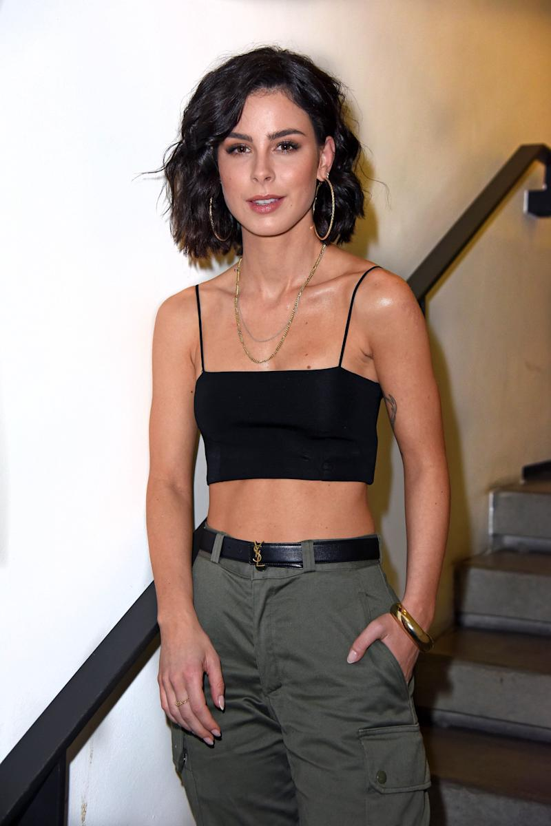 BERLIN, GERMANY - MAY 21: Lena Meyer-Landrut attends the Global Citizen Live event on May 21, 2019 in Berlin, Germany. (Photo by Tristar Media/Getty Images)