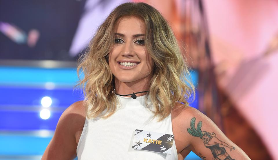 'X Factor's Katie Waissel is training to become a lawyer. (Getty Images)