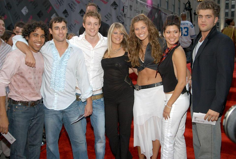 """<p>The Boston native rose to fame in 2003 on <em>The Real World: Paris</em> and was the """"bad boy"""" amongst his roommates, who included Adam King, Mallory Snyder, Ace Amerson, and Christina Trainor. </p>"""