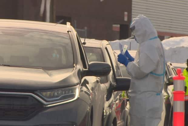 Over 136,000 people have now been tested for COVID-19 in Newfoundland and Labrador. (Sherry Vivian/CBC - image credit)