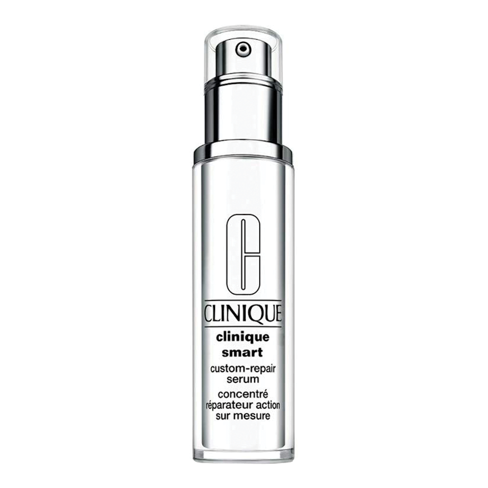 """<p><strong>Clinique</strong></p><p>nordstrom.com</p><p><strong>$89.50</strong></p><p><a href=""""https://go.redirectingat.com?id=74968X1596630&url=https%3A%2F%2Fshop.nordstrom.com%2Fs%2Fclinique-smart-custom-repair-serum%2F3773295%2Flite&sref=https%3A%2F%2Fwww.goodhousekeeping.com%2Fbeauty%2Fanti-aging%2Fg31136198%2Fbest-hyaluronic-acid-serums%2F"""" target=""""_blank"""">Shop Now</a></p><p>The winner of the GH Beauty Lab's anti-aging serums test, Clinique's formula made with hyaluronic acid <strong>s</strong><strong>cored points for softening skin, firming, brightening, evening tone and <a href=""""https://www.goodhousekeeping.com/beauty/anti-aging/a35847/how-to-minimize-pores/"""" target=""""_blank"""">minimizing pores</a></strong> and brown spots. It was best at boosting firmness, by 24% per measurements with the Lab's Cutometer device, and reduced the look of pores and brown spots 7%. And it goes on smooth, too: 100% of testers agreed the formula had a nice texture.</p>"""