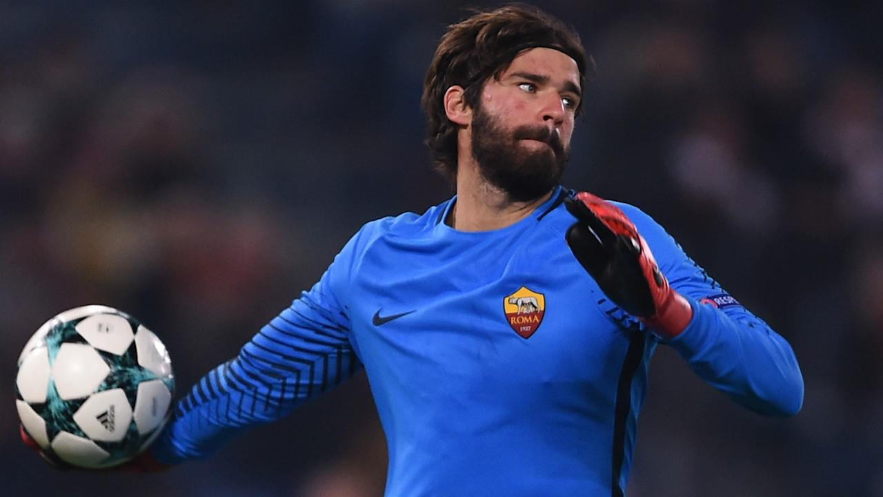 The Brazil international has been near-unbeatable this season, and drew level with Napoli's No. 1 with his 11th clean sheet of the Serie A campaign
