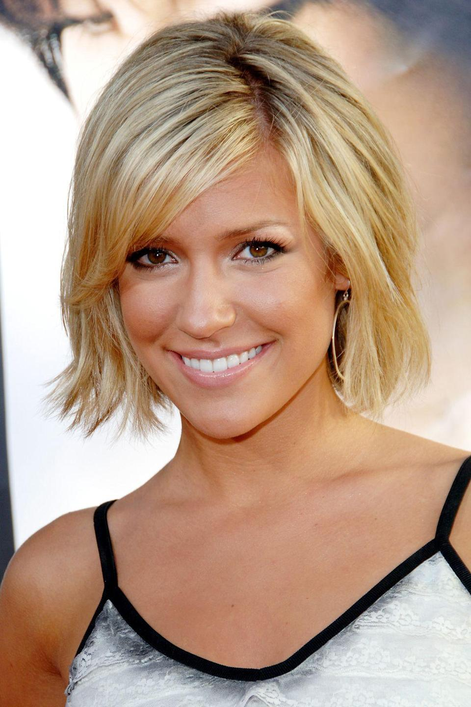 """<p><em>The Lake House</em> <strong>Movie Premiere, 2006</strong></p><p>""""This is the first time in my life that I cut my hair this short and I love it. I got it styled and I remember thinking, 'God, I love my haircut,' and then I could never make it look this good on my own. [Laughs.] So that was unfortunate. I also got my makeup done for this premiere and I still use the makeup artist today, <a href=""""https://www.instagram.com/karanmitchellmua/?hl=en"""" rel=""""nofollow noopener"""" target=""""_blank"""" data-ylk=""""slk:Karan Mitchell"""" class=""""link rapid-noclick-resp"""">Karan Mitchell</a>. She's <em>the</em> best. This is, to this day, one of my favourite looks.""""</p><span class=""""copyright"""">Photo: Jon Kopaloff/FilmMagic.</span>"""
