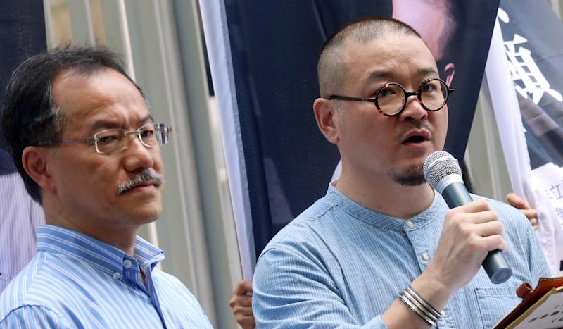 Trio threaten to quit task force if Hong Kong government refuses to overhaul 'problematic' funding system for NGOs