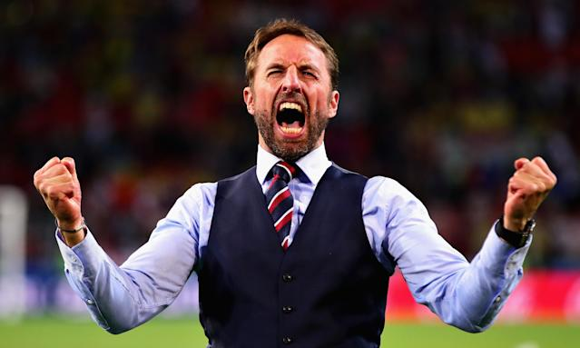 Gareth Southgate showed you can have manners, be successful and look good in a waistcoat.