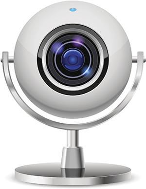 File photo of computer webcam (Thinkstock)