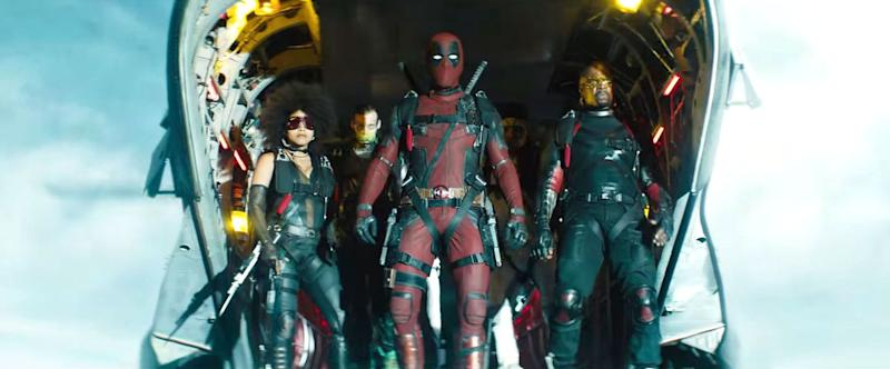 X-Force assembles! (Photo: 20th Century Fox)