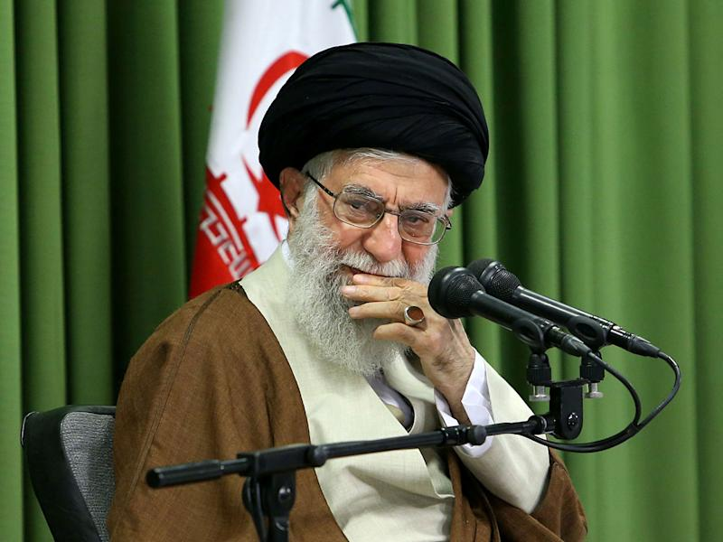 Ayatollah Ali Khamenei was reacting to a speech given by Donald Trump on Friday, where he refused to re-certify the nuclear pact: Reuters