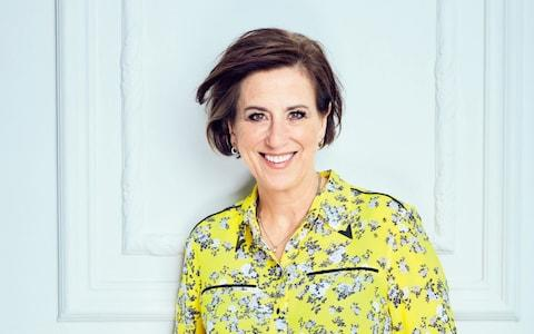 Kirsty Wark, interviewed for Good Housekeeping - Credit: David Venni