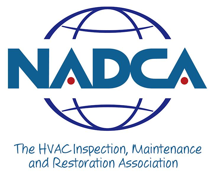 This undated publicity photo provided by NADCA shows the logo for NADCA. If you want to freshen up the air in your home and make your heating and cooling systems work more efficiently, you might consider having the ductwork cleaned. (AP Photo/NADCA)