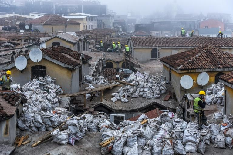Up on the roof, revamping Istanbul's Grand Bazaar