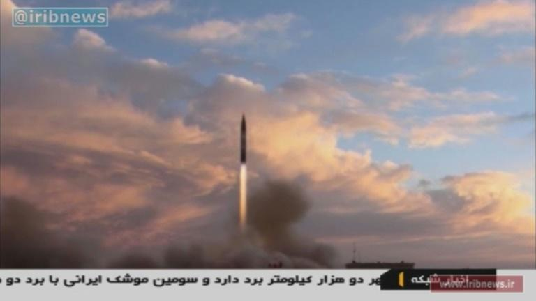 Iran's Hassan Rouhani vows to boost missile defenses despite USA criticism