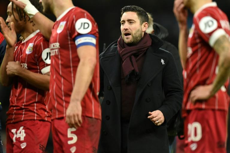 Bristol City, managed by Lee Johnson, reached the League Cup semi-finals in 2017-18