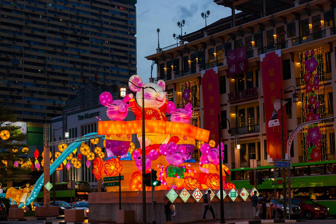 "Chinese New Year is also called 'Spring Festival' and 'Lunar New Year'. It falls at the beginning of the spring season of the northern hemisphere. <em>Photo credit: Tanuja Patnaik (website: </em><a href=""http://www.tanujapatnaik.com/""><em>http://www.tanujapatnaik.com/</em></a><em>)</em>"