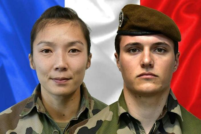 Both soldiers were members of a regiment specialising in intelligence work