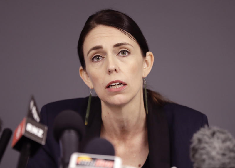 New Zealand PM extends city lockdown